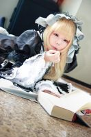 Gosick - Victorique by Xeno-Photography
