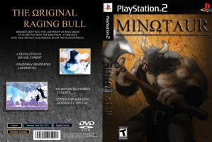 Minotaur PS2 by V2Buster