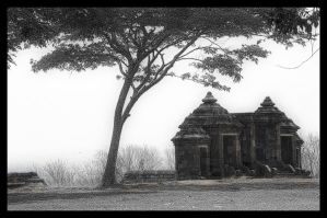 Ratu Boko Temple by kawl4sure