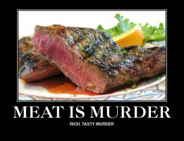 Meat Is Murder by Doornik1142