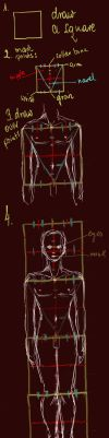 From Square to Man - Male Anatomy Tutorial by Kizzy-i-Keinstein