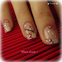 French Pink Stroke by Taninhah