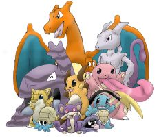 Top ten fav Kanto's by Diggersby-Tho