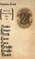 Hogwarts Student Card by Taylor-Magnificent