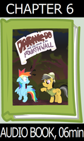 Daring Do and the secret of the 4th Wall - Chapt 6 by UltraTheHedgetoaster