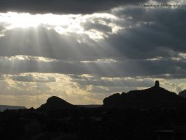 Evening in Sedona by GlassHouse-1
