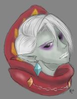 Ghirahim Speedpaint by Madame-Lemon