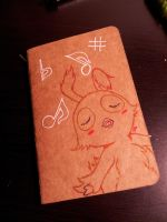 Rappy Journal by zoven