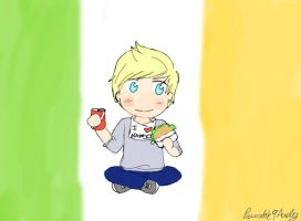 Niall Horan by Pancake9Andy