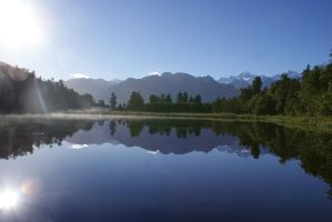 Lake Matheson by NikkiLaLa
