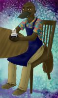 Friendly, Coffee House Chat by tibek