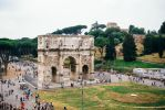 Arch of Constantine by Inarita