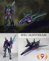 WFC Slipstream custom figure by Unicron9