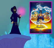 Cloaked Critic Reviews Disney's Aladdin by TheUnisonReturns