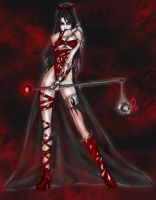 Oh my, Death Can Be Sexy by DiamondReflection