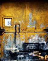 Textures of Decay by ByrdsEyePhotography