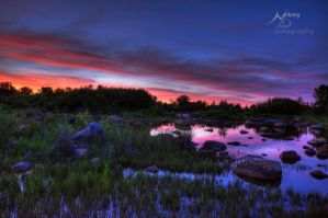 HDR Sunset by Nebey