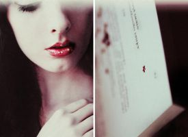 Three Words, Eight Letters. by Lentilcia