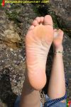 Wet Feet 6 by Footografo