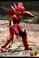 Cosplay Hyoudou Issei Scale Mail - High school DXD by maysatria
