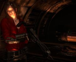 Ada_Wong_RE6 by El-Miller