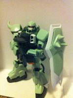Zaku Warrior Kit 2 by DarthDizzle