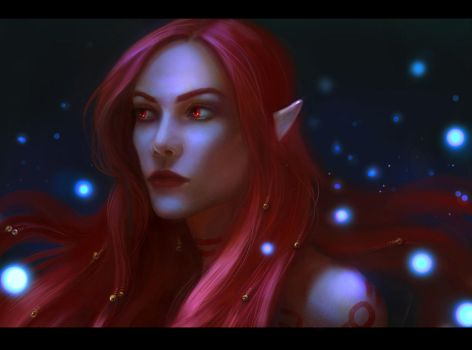 Kerrie by anndr