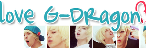 I love G-Dragon by KyuBel