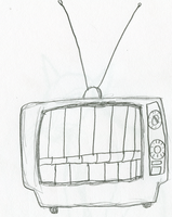 Tv by Andrea-Perry