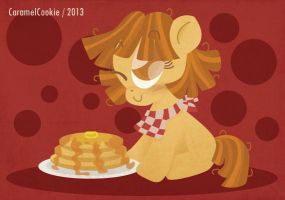 Time to Dig in!~ by CaramelCookie