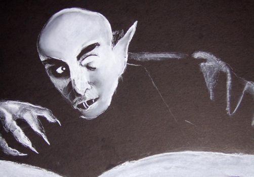 Nosferatu by tlmolly86