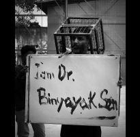 I am Dr. Binayak Sen by harshitvishwakarma