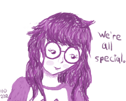 We're All Special by Pollinette