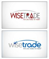 wisetrade logotype by Naasim
