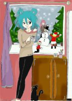 Winter with Vocaloid by Carmella159