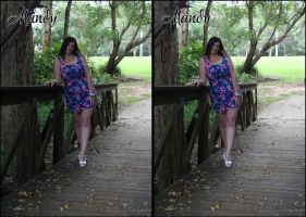 Mandy April 2012 IMG_0074 3D Crossview by zippy6234