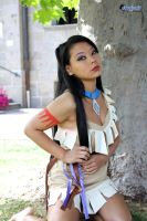 Suny as Pocahontas 9 by Noriyuki83
