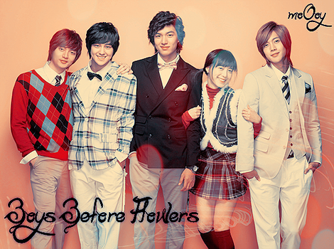 Boys Before Flowers by moOoy