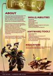 My Resume, Profile by joulester