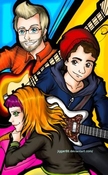GET READY FOR PARAMORE'S 4TH RECORD! by jigger88
