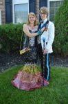 Stuck at Prom 2015 by pellicangirl