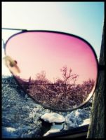 Through Pink Colored Glasses by ArundhatiCthulhu
