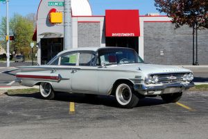 1960 chevy impala by JDAWG9806
