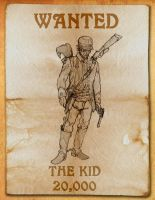 The Kid by sethu13