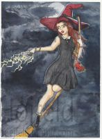 Witch by Hoejfeld