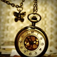 Time waits ..for nobody by ManDreeaM