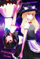 [Touhou] DAGR and ULiL by CaptainAyon