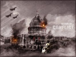 World In Conflict by BurroDiablo