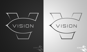 Vision Logo by StratzDesigns