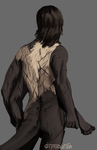Quickie: Soren's Back by Tytoquetra